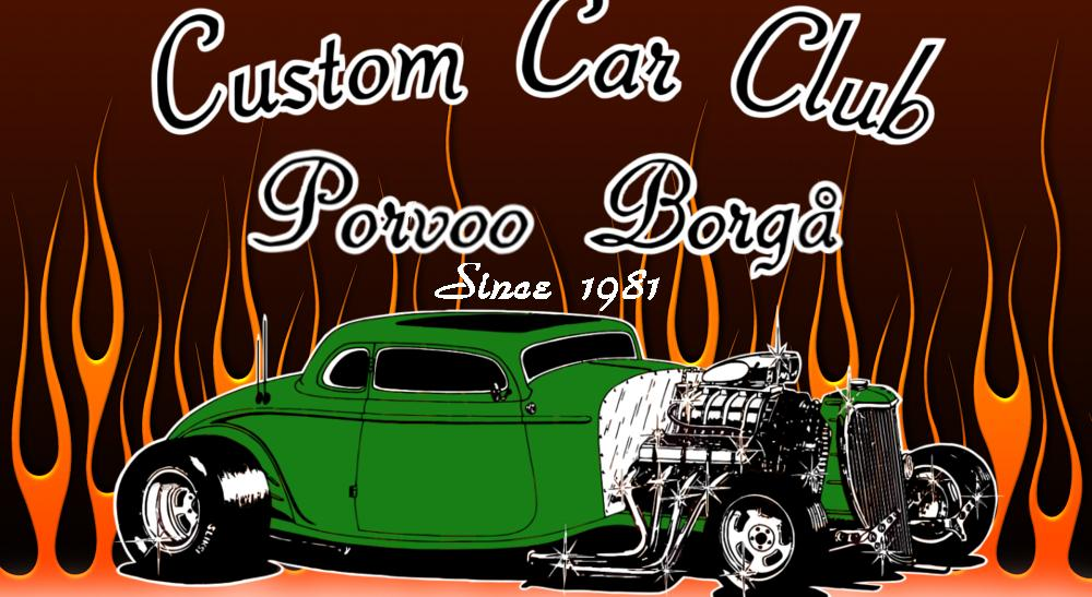 Custom Car Club Porvoo